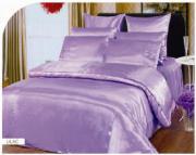 Шелковое постельное белье LILAC