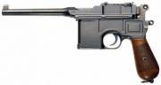 """Пистолет """"Маузер"""" (деревянная рукоять)"""