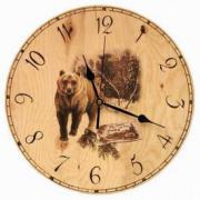 "Настенные часы ""Медведь"""