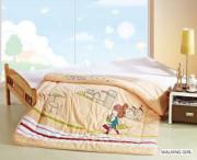Одеяло детское Walking Girl