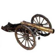 Пушка французская, Луи ХIV, 18 век