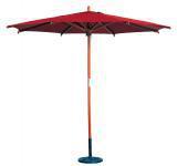 Зонт красный 1,8 м