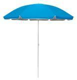 Зонт голубой