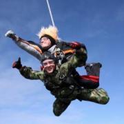 Шаг в небо - парашютный экстрим