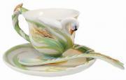"""Чайная чашечка """"Лебедь"""""""