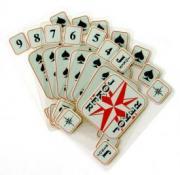 Влагостойкие игральные карты
