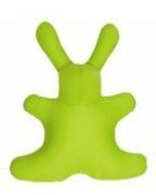 "Подушка-антистресс ""Заяц"", цвет зеленый"
