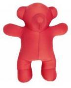 """Подушка-антистресс """"Медведь"""", цвет красный"""