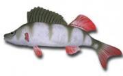 """Подушка-рыба """"Окунь"""""""