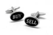 "Запонки ""Sell&Buy"""