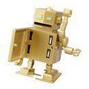 USB хаб с картридером Мистер Робот
