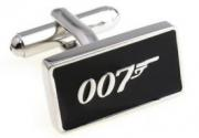 "Запонки ""James Bond агент 077"""
