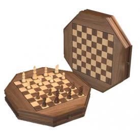Шахматы круглые ― Подарки. Интернет-магазин оригинальных подарков. Необычные подарки - Лавка Радости