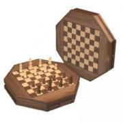 Шахматы круглые