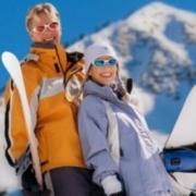 Зимний мастер-класс для двоих (обучение катанию на горных лыжах или сноуборде)