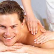 Фитнес-массаж для мужчин