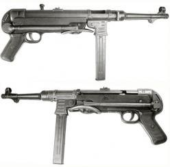 Модели боевого оружия