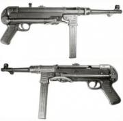 Автомат MP-40 Schmeisser (Шмайсер)
