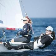 Управление Олимпийской яхтой для двоих