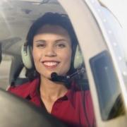 Пилотирование самолета Скиф