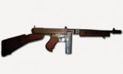 Пистолет-пулемёт Thompsom mod. 1928A1