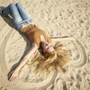 Магия песочного рисунка