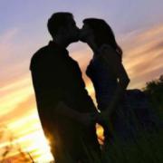 Романтическая ночь для влюбленных