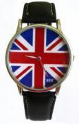 "Часы ""Британский флаг"""
