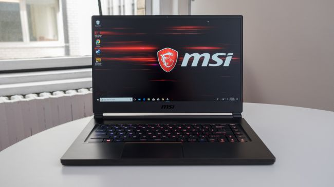 5 |  MSI GS65 STEALTH
