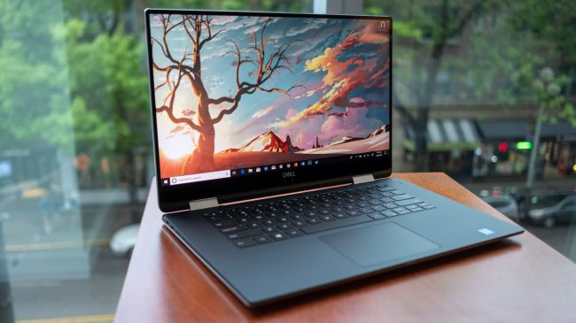 7 |  DELL XPS 15 (2 IN 1)